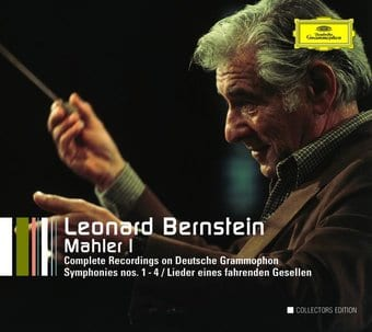 Mahler I: Complete Recordings on Deutsche