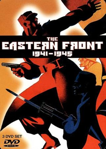 WWII - The Eastern Front, 1941-1945 (3-DVD)