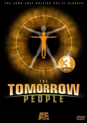 Tomorrow People - Set 3 (4-DVD)