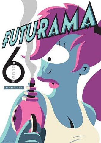Futurama - Volume 6 (2-DVD)