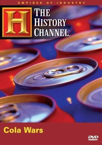History Channel Empires Of Industry Cola Wars Dvd 2000