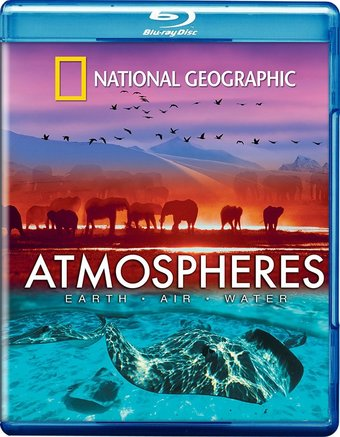 Atmospheres: Earth, Air and Water (Blu-ray)
