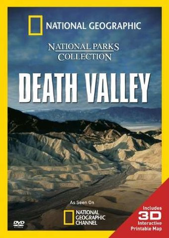 National Geographic - Death Valley