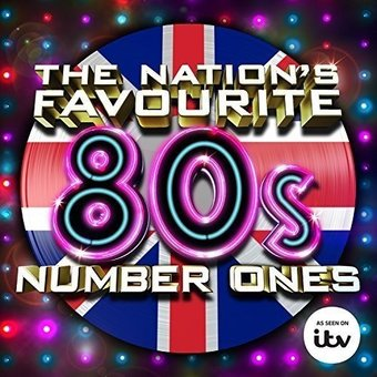 The Nation S Favourite 80s Number Ones 3 Cd 2015