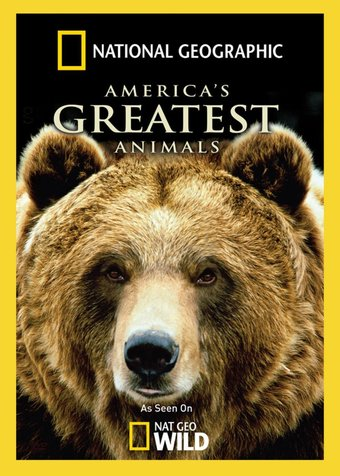 National Geographic - America's Greatest Animals