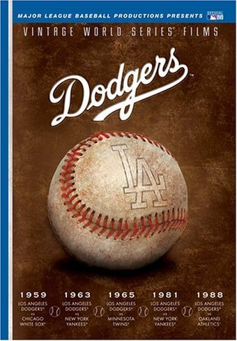 Los Angeles Dodgers: Vintage World Series Film