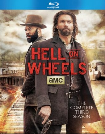 Hell on Wheels - Complete 3rd Season (Blu-ray)