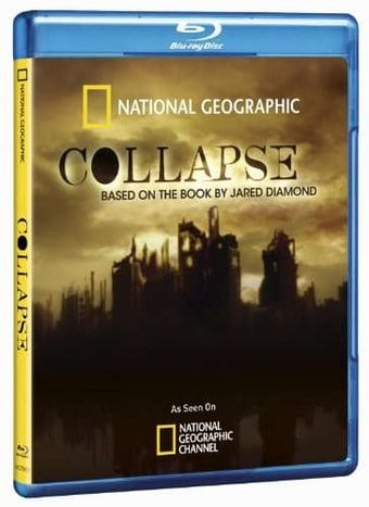 National Geographic: Collapse (Blu-ray)