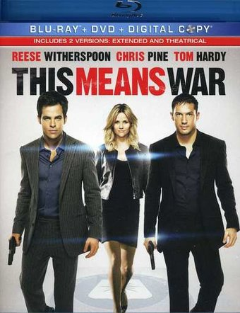 This Means War (Blu-ray + DVD)