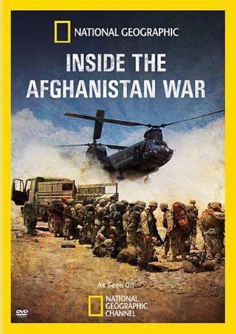 National Geographic - Inside the Afghanistan War