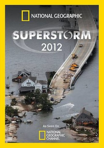 National Geographic - Superstorm 2012