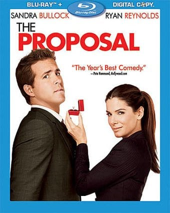 The Proposal (Blu-ray, Deluxe Edition, Includes