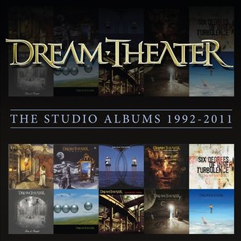 The Studio Albums 1992-2011 (11-CD)