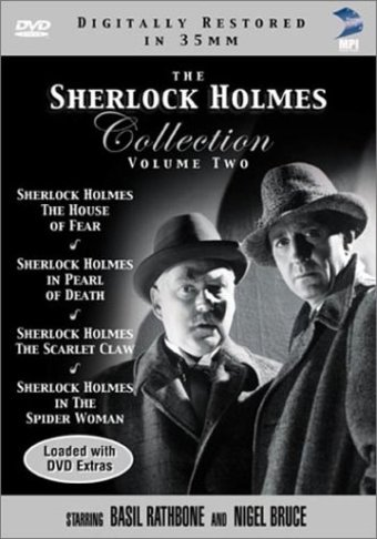 The Sherlock Holmes Collection, Volume 2 (4-DVD,