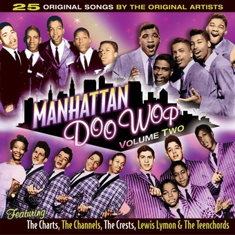 Manhattan Doo Wop, Volume 2