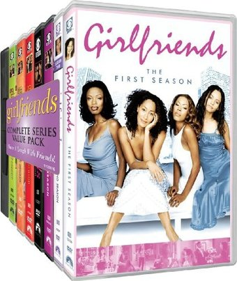 Girlfriends - Complete Series (25-DVD)