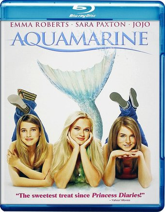 Aquamarine (Blu-ray)