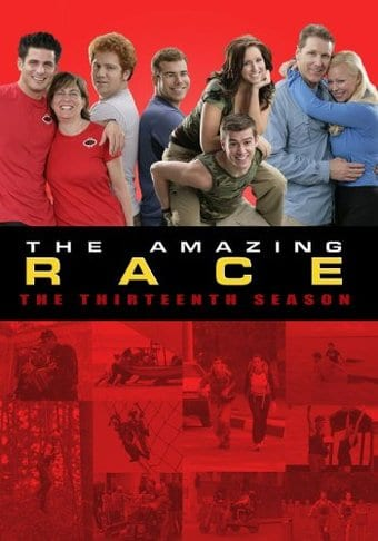 Amazing Race - Season 13 (3-Disc)