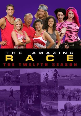 Amazing Race - Season 12 (3-Disc)