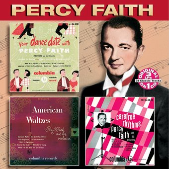 Your Dance Date With Percy Faith / American