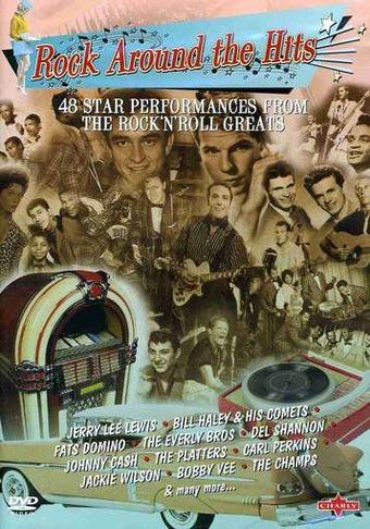 Rock Around the Hits: 48 Star Performances from