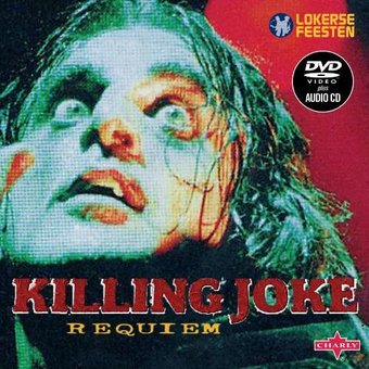 Killing Joke: Requiem - Lokerse 2003 (CD, DVD)
