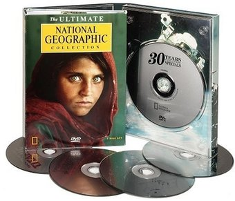 National Geographic Ultimate DVD Collection