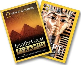 Into the Great Pyramid / Egypt: Quest for