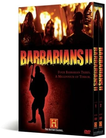 History Channel: Barbarians II (2-DVD)