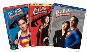 Complete Seasons 1-3 (18-DVD)