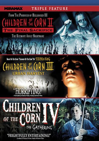 Children of the Corn Triple Feature: Children of