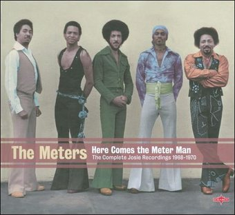 Here Comes the Meter Man: The Complete Josie