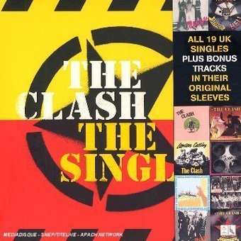 The Singles [Box Set] (19-CD Box Set)