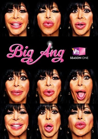 Big Ang - Season 1 (2-Disc)