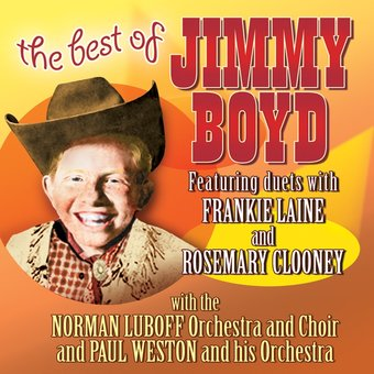The Best of Jimmy Boyd