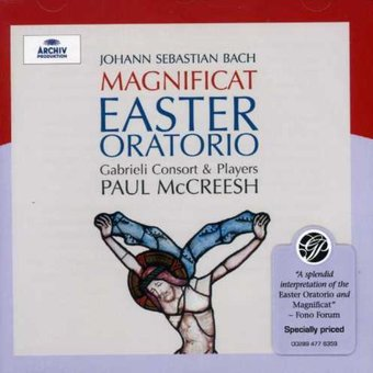 Bach J.S: Easter Oratorio / Magnificat
