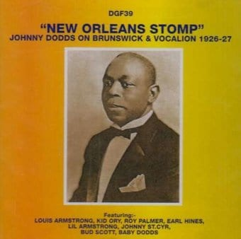 New Orleans Stomp: 1926-1927