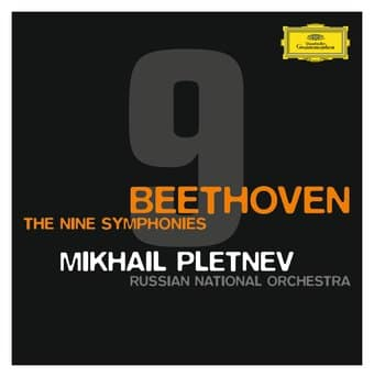 Beethoven: The Nine Symphonies ~ Pletnev