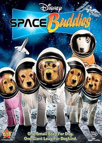 Space Buddies (O Sleeve)