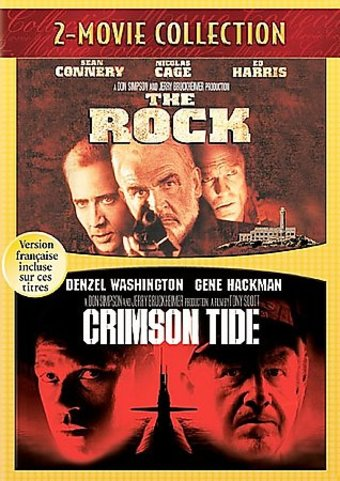 Crimson Tide / The Rock (2-DVD)