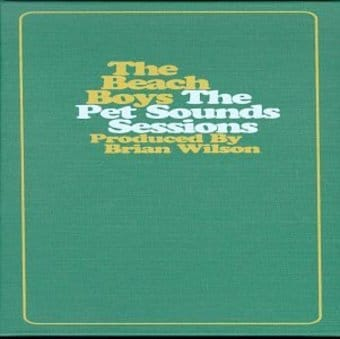 The Pet Sounds Sessions (4-CD Box Set)