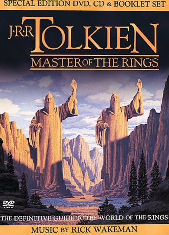 J.R.R. Tolkien: Master of the Rings (DVD + CD)