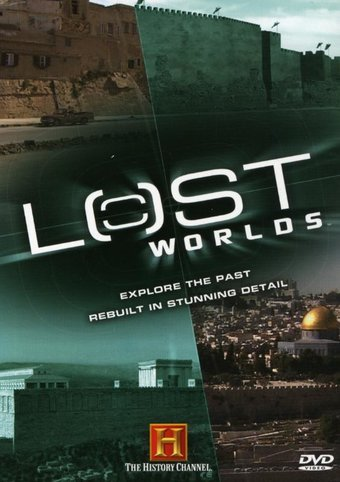 History Channel: Lost Worlds (4-DVD)
