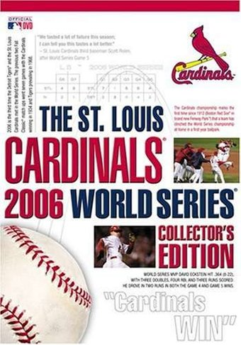 Baseball - St. Louis Cardinals: 2006 World Series