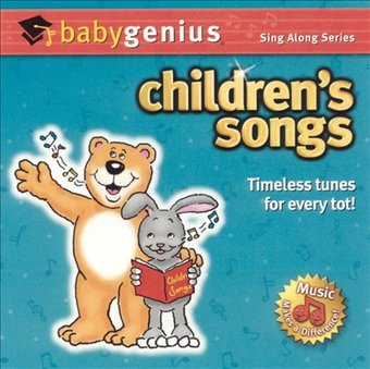 Children's Songs: Vocal Series