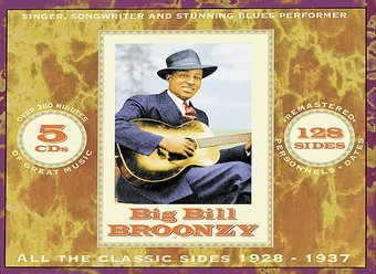 All the Classic Sides 1928-1937 (5-CD Box Set)