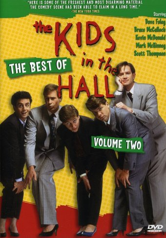 The Kids in the Hall - Best of - Volume 2