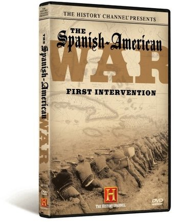 Spanish-American War: First Intervention DVD