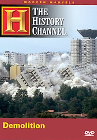 Modern Marvels: Demolition