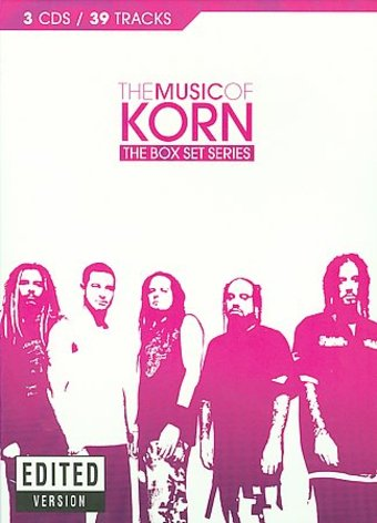 The Music of Korn [Clean] (3-CD Box Set)